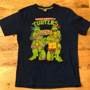 ***SOLD*** Ninja Turtles Classic Logo Men's M